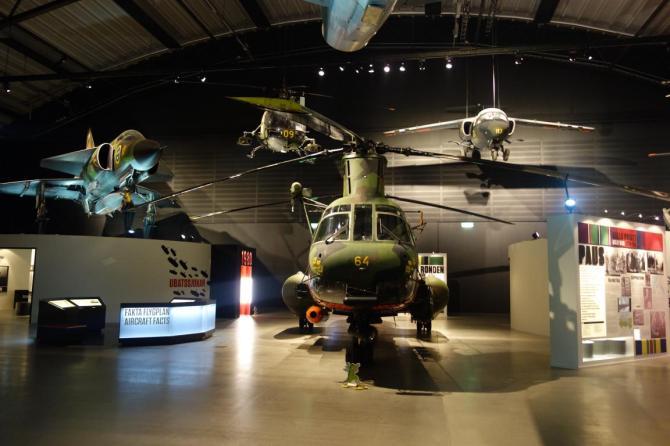 مدينة لينشوبينغ ، متحف قوة الطيرانالسويدي