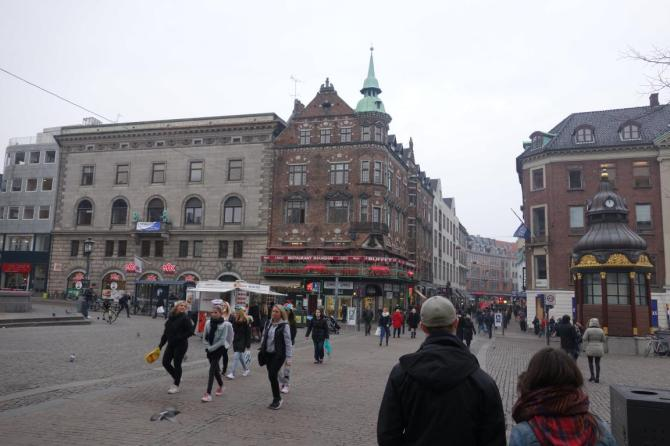 كوبنهاجن ، عاصمة الهمجية أصبحت عاصمةللحضارة