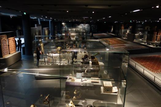 المعرض الاسلامي في اللوفر