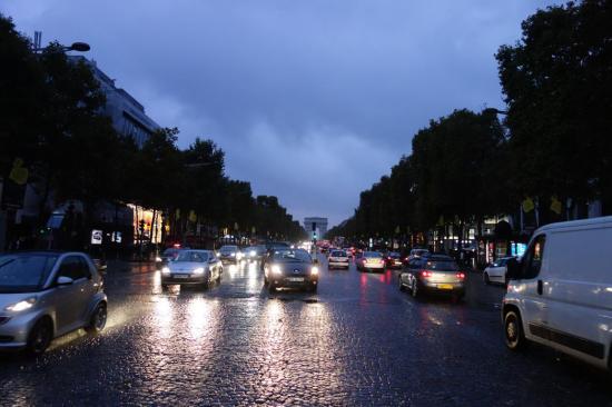 شارع الشانزلزيه