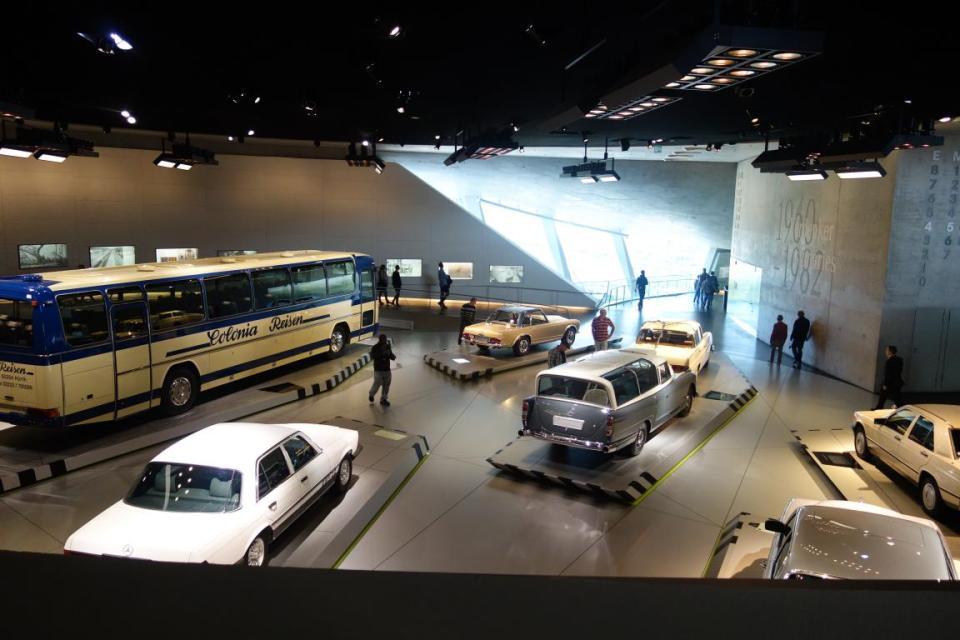 متحف مرسيدس