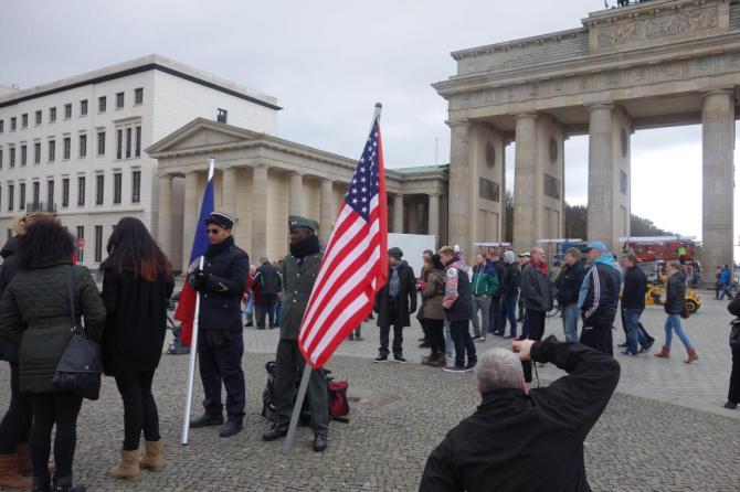 مدينة برلين ، الاختلاف لا يولدخلاف