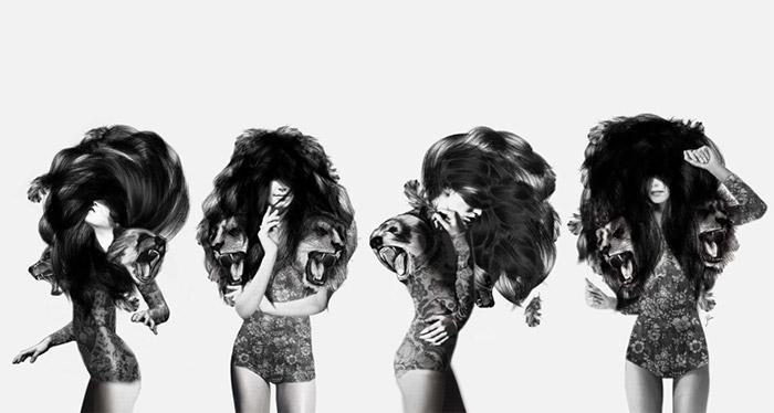 hairShoulder