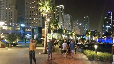 The beach dubai- JBR