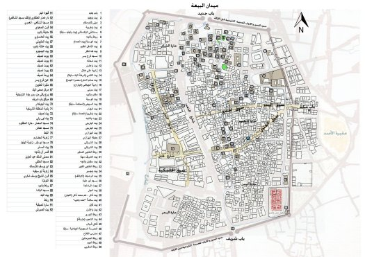 Al-Balad-Jeddah-Map