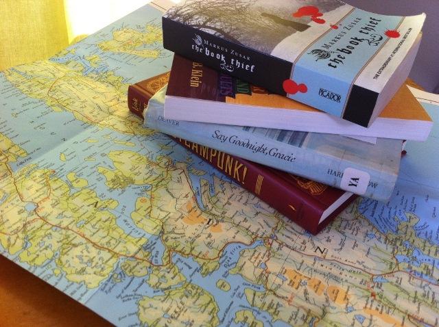 كتاب و خرائط