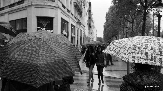 باريس ، العودة في عام2017