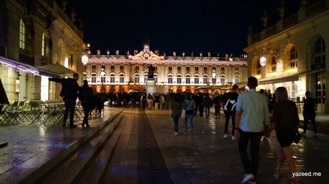 مدينة نانسي الفرنسية